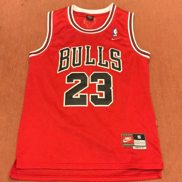 quality design 823f9 359ad Nike Chicago Bulls #23 Michael Jordan Away Jersey